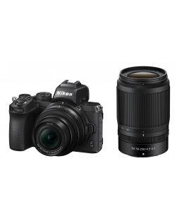 Nikon Z50 Mirrorless Camera, 16-50mm VR Z DX Lens & 50-250mm VR Z DX Lens Kit