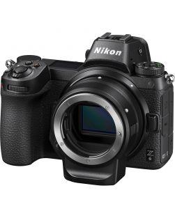 Nikon Z6 Mirrorless Camera & FTZ Mount Adapter Kit