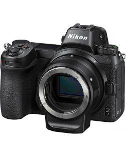 Nikon Z7 Mirrorless Camera & FTZ Mount Adapter Kit