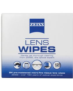 Zeiss Lens Wipes (Packet of 24)