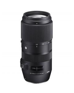 Sigma 100-400mm f5-6.3 DG OS HSM CONTEMPORARY Lens (Nikon FX Fit)