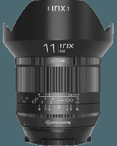 IRIX 11mm f4 BLACKSTONE Lens (Canon EF Fit)