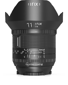 IRIX 11mm f4 FIREFLY Lens (Canon EF Fit)