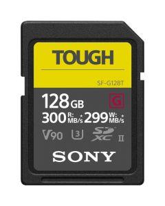 Sony 128GB SF-G TOUGH UHS-II SDXC Memory Card