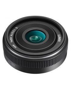 Panasonic 14mm f2.5 G ASPH. II Lens (Black)