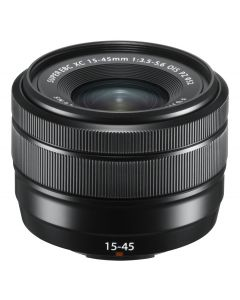 Fujifilm 15-45mm f3.5-5.6 OIS PZ XC Lens (Black)