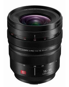 Panasonic 16-35mm f4 Lumix S Pro Lens