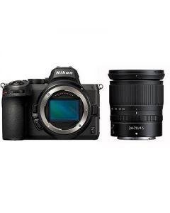 Nikon Z5 Mirrorless Camera & 24-70mm f4 S Lens Kit