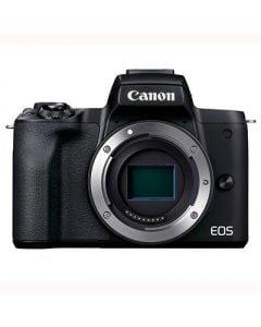 Canon EOS M50 Mark II Mirrorless Camera Body (Black)