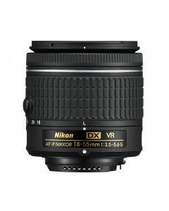 Nikon 18-55mm f3.5-5.6G AF-P DX VR (Split Lens)