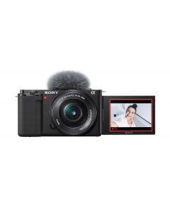 Sony ZV-E10 Digital Camera & 16-50mm Lens