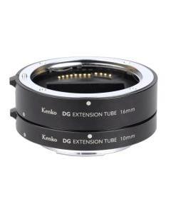 Kenko DG Extension Tube Set 10mm + 16mm for Nikon Z