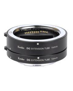 Kenko DG Extension Tube Set 10mm + 16mm for Canon RF