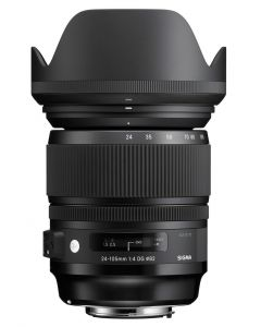 Sigma 24-105mm f4 DG HSM ART Lens (Sony A-Mount Fit)
