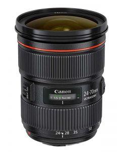 Canon 24-70mm f2.8L II USM EF Lens