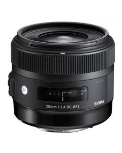 Sigma 30mm f1.4 DC HSM ART Lens (Canon EFs Fit)