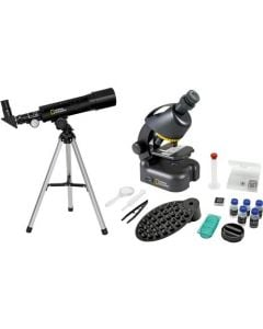 National Geographic Compact Telescope & Microscope