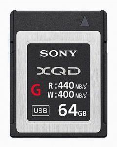 Sony 64GB XQD G Series Memory Card