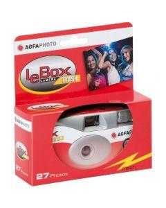 AgfaPhoto LeBox Flash Single Use Camera