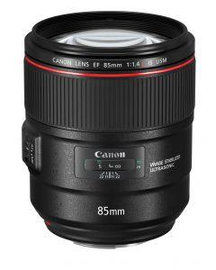 Canon 85mm f1.4L IS USM EF Lens