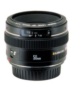 Canon 50mm f1.4 USM EF Lens