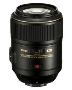 Refurbished Nikon 105mm f2.8G IF-ED AF-S VR Micro-Nikkor Lens