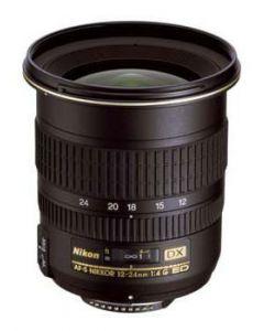 Nikon 12-24mm f4G IF ED AFS DX