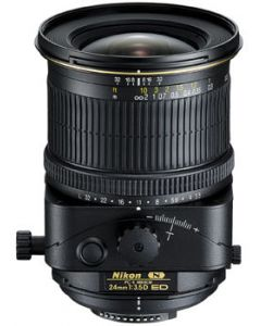 Nikon 24mm f3.5D ED PC-E NIKKOR