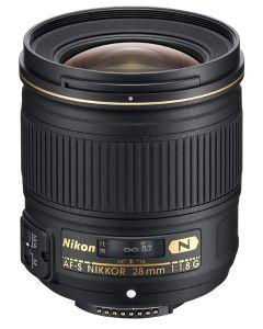 Nikon 28mm f1.8G AF-S NIKKOR