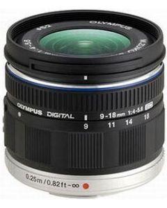 Olympus 9-18mm f4-5.6
