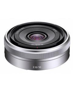"Sony 16mm f2.8 ""Pancake"" Lens (SEL16F28)"