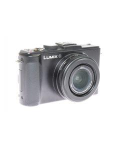 Used Panasonic Lumix LX7 Digital Compact Camera