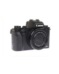 Used Canon Powershot G5X Digital Compact Camera