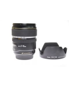 Used Canon 17-85mm f4-5.6 EFs IS USM Lens (Canon EFs Fit)