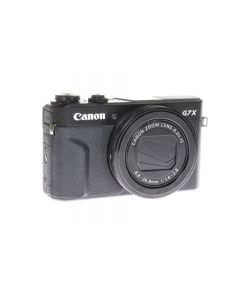 Used Canon Powershot G7X Mark II Digital Compact Camera