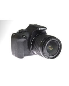 Used Canon EOS 2000D DSLR Camera & 18-55mm IS Lens (2,800 Shutter Count)