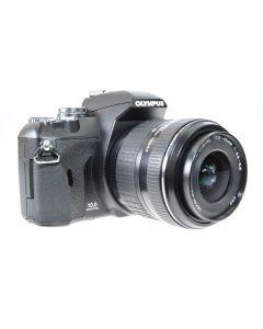Used Olympus E-410 DSLR Camera & 17.5-45mm Lens