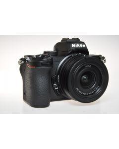 Used Nikon Z50 Mirrorless Camera & 16-50mm Z DX Zoom Lens