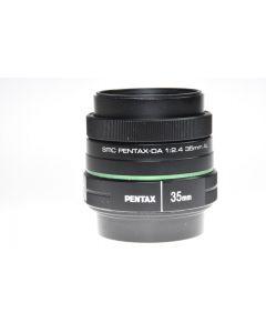Used Pentax 35mm f2.4 AL Lens