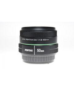 Used Pentax 50mm f1.8 Lens (Pentax KA)
