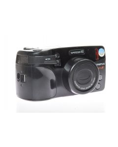 Used Olympus Superzoom 110 35mm Film Compact Zoom Camera (Commission Sale)