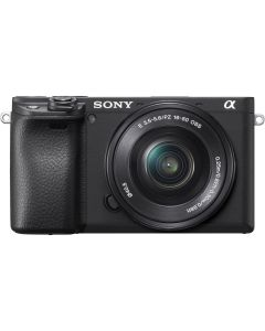 Sony A6400 Mirrorless Camera & 16-50mm Power Zoom Lens Kit