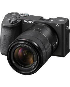 Sony A6600 Mirrorless Camera & 18-135mm OSS Lens Kit