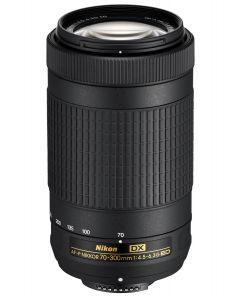 Nikon 70-300mm f4.5-6.3G ED AF-P DX NIKKOR Lens