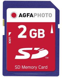 AgfaPhoto 2GB SD Memory Card