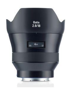 Zeiss 18mm f2.8 Batis Lens (Sony E-Mount Fit)