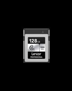 Lexar Professional 128GB CFexpress Type B Silver Series Memory Card