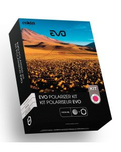 Cokin EVO Circular Polariser Kit for L-Size / Z-Pro Series