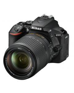Nikon D5600 DSLR Camera & 18-140mm AF-S VR Lens Kit