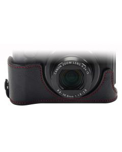 Canon DCC-1850 Half Leather Camera Jacket for G5X